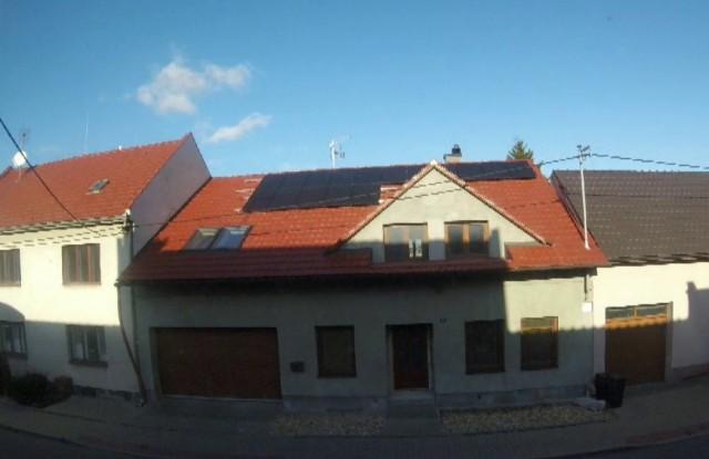 Fotovoltaická elektrárna Kunovice - Uherské Hradiště