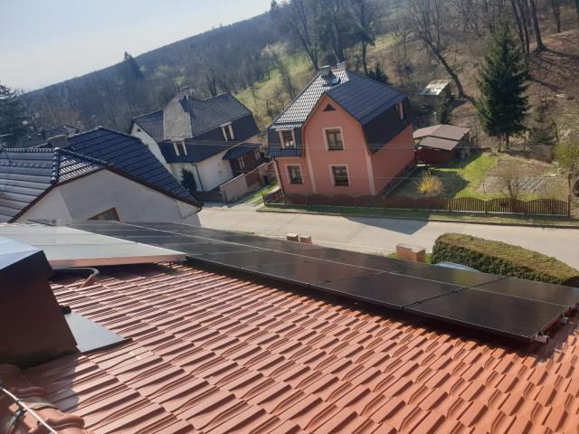 Fotovoltaická elektrárna Buchlovice - Uherské Hradiště
