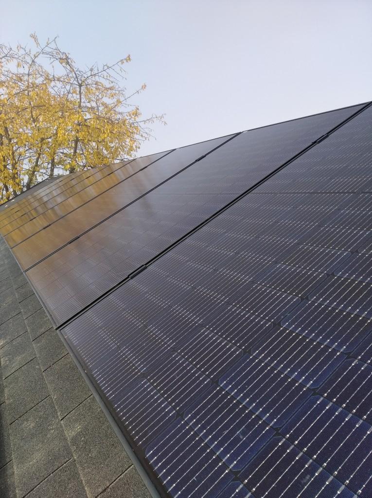 Fotovoltaická elektrárna Buchlovice u Uherského Hradiště
