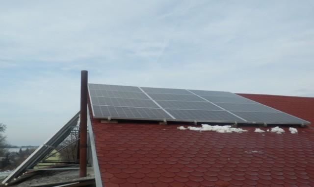 Fotovoltaika pro rodinný dům o výkonu 4,6kW